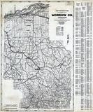 Morrow County 1980 to 1996 Mylar, Morrow County 1980 to 1996